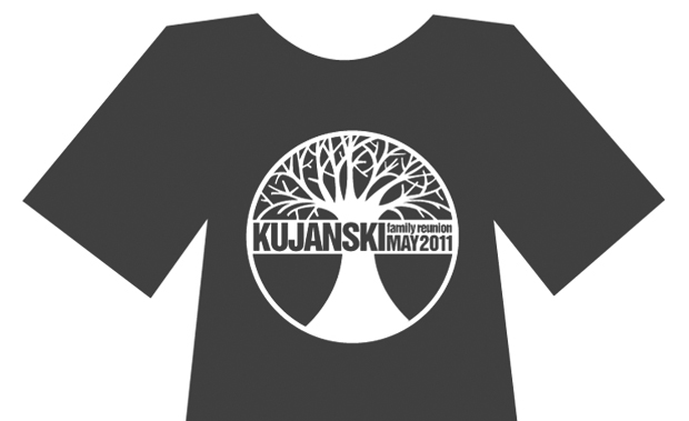 Kujanski Family Reunion T-Shirts
