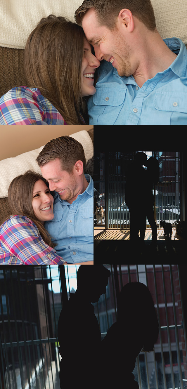 Algonquin Illinois Engagement Photographer